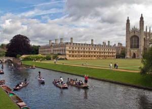 Cambridge from telegraph.co.uk